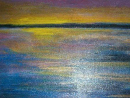 Tutti i colori della Laguna del Mort