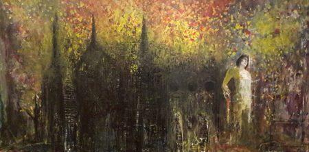 Surrealiste de Notre Dame